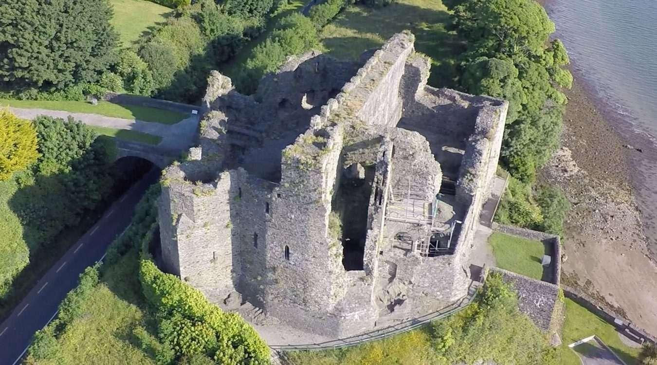 carlingford-castle