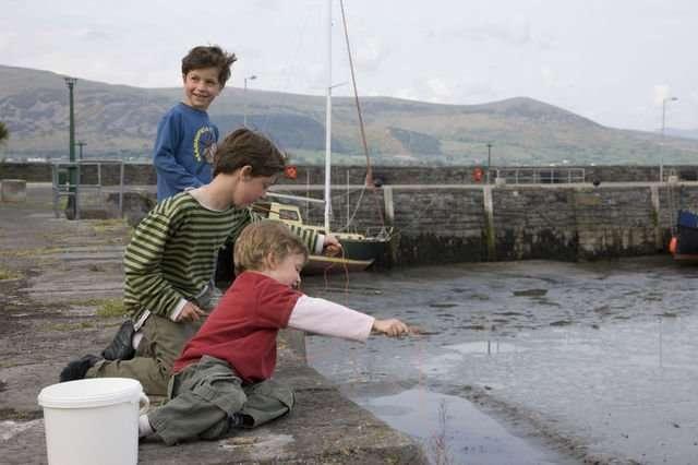 small-Carlingford-kids-fishing