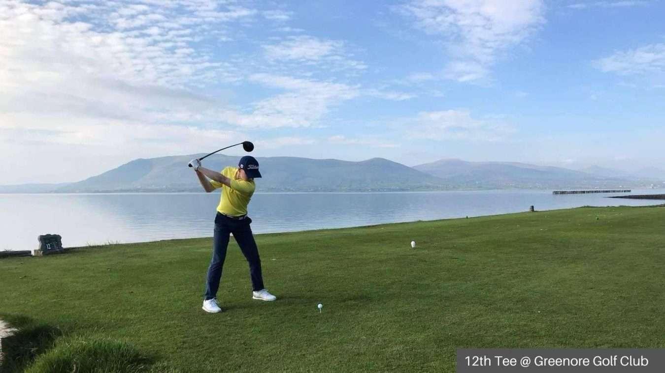 12th Tee @ Greenore Golf Club