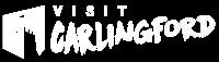 Visit Carlingford Logo White